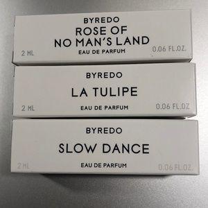 BYREDO sample